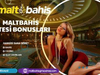 Maltbahis Sitesi Bonusları