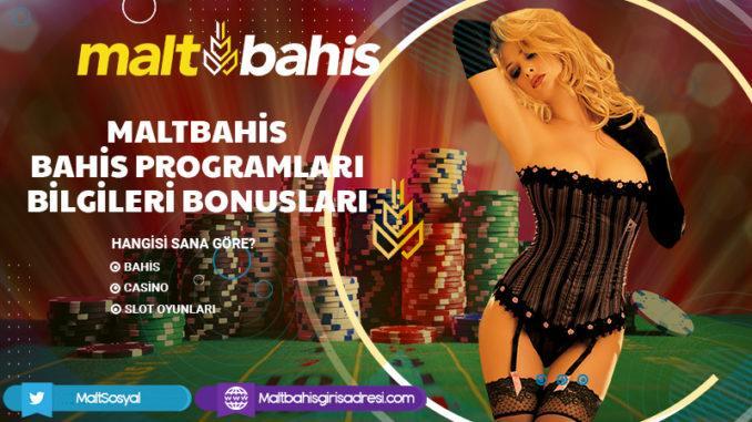 Maltbahis Bahis Programları Bilgileri Bonusları