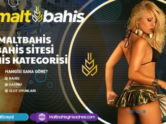 Maltbahis Bahis Sitesi Bahis Kategorisi