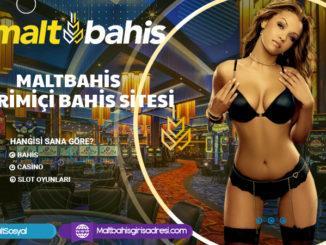 Maltbahis çevrimiçi bahis sitesi