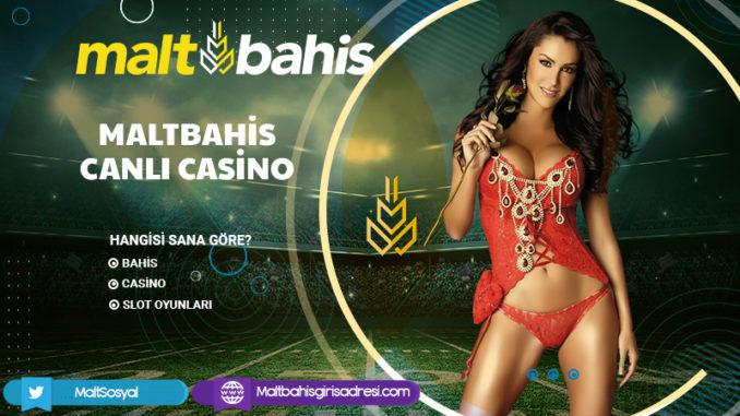 Maltbahis canlı casino